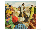 The Amazing Love of Jesus Giclee Print by Clive Uptton
