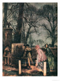 Cranford by Mrs Gaskell Giclee Print by H. M. Brook