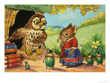 Katie Country Mouse Giclee Print by Philip Mendoza
