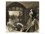 Ann Boleyn Giclee Print by John Millar Watt