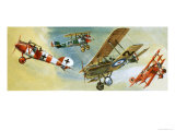 Aircraft Giclee Print by Wilf Hardy