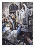 Jesus Giclee Print by Henry Coller
