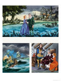 Fairy Tale Illustrations Giclee Print by Ron Embleton
