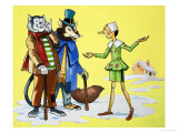 Pinocchio Giclee Print by Nadir Quinto