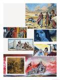 El Cid Giclee Print by Jesus Blasco