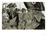 Soldiers Giclee Print by Gerry Embleton