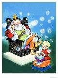 Bubble Pipe Giclee Print by Jesus Blasco