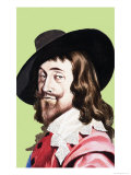King Charles I Giclee Print by Ron Embleton