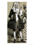 Men's Fashion, 17th Century Giclee Print by Frank Marsden Lea