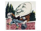 Humpty Dumpty Giclee Print by Ron Embleton