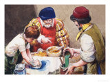 Possibly Hans Holbein Giclee Print by Frank Marsden Lea