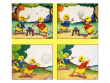 Dicky and Dolly (BD) Reproduction procédé giclée par Harold Mccready