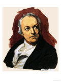 William Blake Giclee Print by Ralph Bruce