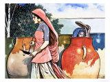 Ali Baba Giclee Print by Jesus Blasco