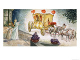 The Story of Cinderella Giclee Print by Nadir Quinto