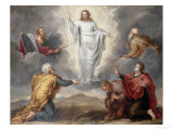The Transfiguration Giclee Print by Pieter Ykens