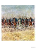 Swansong of the Hussars, 1931 Giclee Print by Ludwig Koch