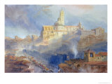 The Cathedral, Siena, 1902 Giclee Print by Richard Henry Wright