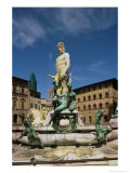 The Fountain of Neptune, 1560-75 Giclee Print by Bartolomeo Ammannati