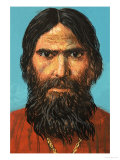 Gregory Rasputin Giclee Print by Clive Uptton