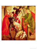 The Massacre of the Innocents Giclee Print by  Master Of The Freising Visitation