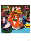 Teddy Bear Lámina giclée por Francis Phillipps