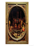The Ring of Polycrates, 1572 Giclee Print by Giovanni Fedini