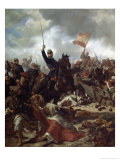 General Juan Prim Y Prats Giclee Print by Francisco Sans Y Cabot