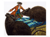Gulliver's Travels Giclee Print by Richard Hook