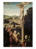 The Crucifixion Giclee Print by Hans Suess Kulmbach