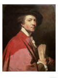 Self Portrait, 1775 Giclee Print by Joshua Reynolds