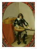 The Young Musician Giclee Print by Willem Cornelisz Duyster