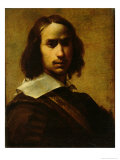 Self Portrait Giclee Print by Francesco Del Cairo