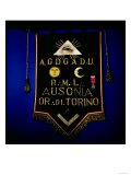 Masonic Regalia, from the Order of Turin Giclee Print