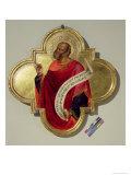 St. Matthew Giclee Print by Bicci di Lorenzo