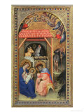 Nativity Giclee Print by Simone Dei Crocefissi