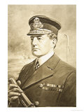 Vice-Admiral Sir David Beatty Giclee Print by Charles Mills Sheldon