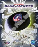 2008 Columbus Blue Jacket Logo Photo