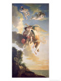 Aurora Ascending the Heavens Giclee Print by Jean Antoine Julien De Parme