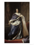 Queen Anne, 1703 Giclee Print by Edmund Lilly