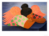 Guardian Angel, 1998 Giclee Print by Laura James