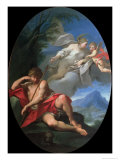 Diana and Endymion Gicl&#233;e-Druck von Francesco Vellani
