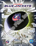 2008 Columbus Blue Jacket Logo Photo