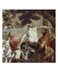 Allegory of Love, I Giclee Print by Paolo Veronese