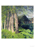 Spring in Worpswede Giclee Print by Hans Am Ende