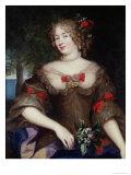 Francoise de Sevigne Giclee Print by Pierre Mignard