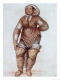 Eskimo Giclee Print by John White