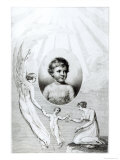 Mary Wollstonecraft Shelley Giclee Print by William Blake