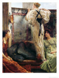 Inquisitive Giclee Print by Sir Lawrence Alma-Tadema