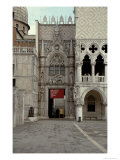 The Porta Della Carta, Built 1438-43 Giclee Print by Giovanni Bon